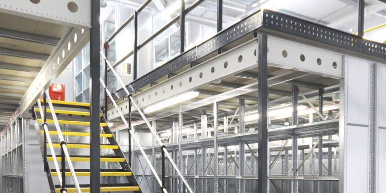 Hi280 Shelving System Multi Tier